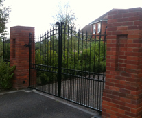 Protech Powder Coating, Norfolk, Gates for your property powder-coated